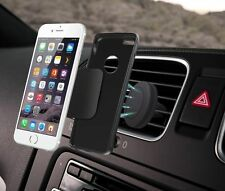 Car Magnetic Air Vent Mount Holder Stand fuer Smartphones Samsung iPhone GPS