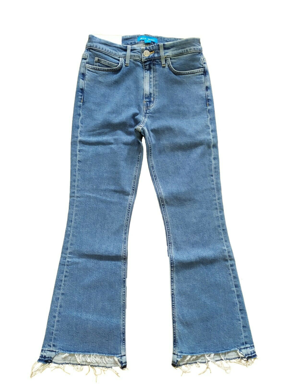 M.i.h Jeans - Mkonsty Jean High Rise Cropped Flare (Storlek 24)