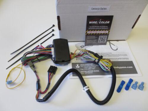 Plug /& Play Remote Start Kit Dodge Challenger Push-Start  2015-2016 *+Flashlink