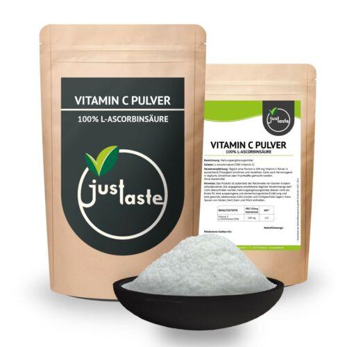 25 kg Vitamin C PulverL-Ascorbinsäure100/% rein ohne künstliche Zusätze