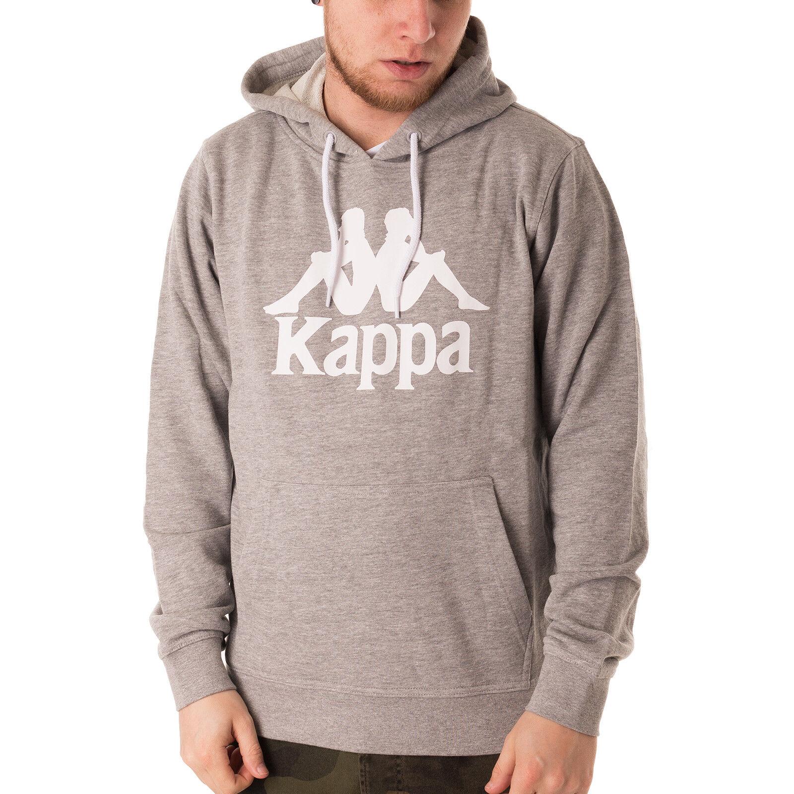 Kappa Zimim Hoodie Herren Kapuzenpullover 34120