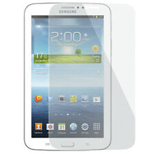 3x f Samsung Galaxy Tab 3 7.0 SM-T210 Display Schutz Folie Displayfolie MATT