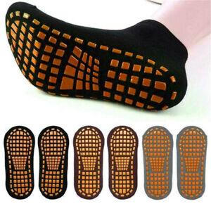 Yoga Socks Non Slip Skid Grips Pilates Fitness Ballet Exercise Floor Socks H7