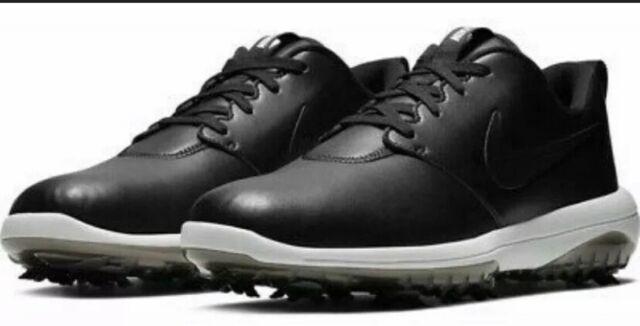 Nike Roshe G Tour Golf Shoes Black Summit White Ar5579 001 Men S Size 13w For Sale Online Ebay