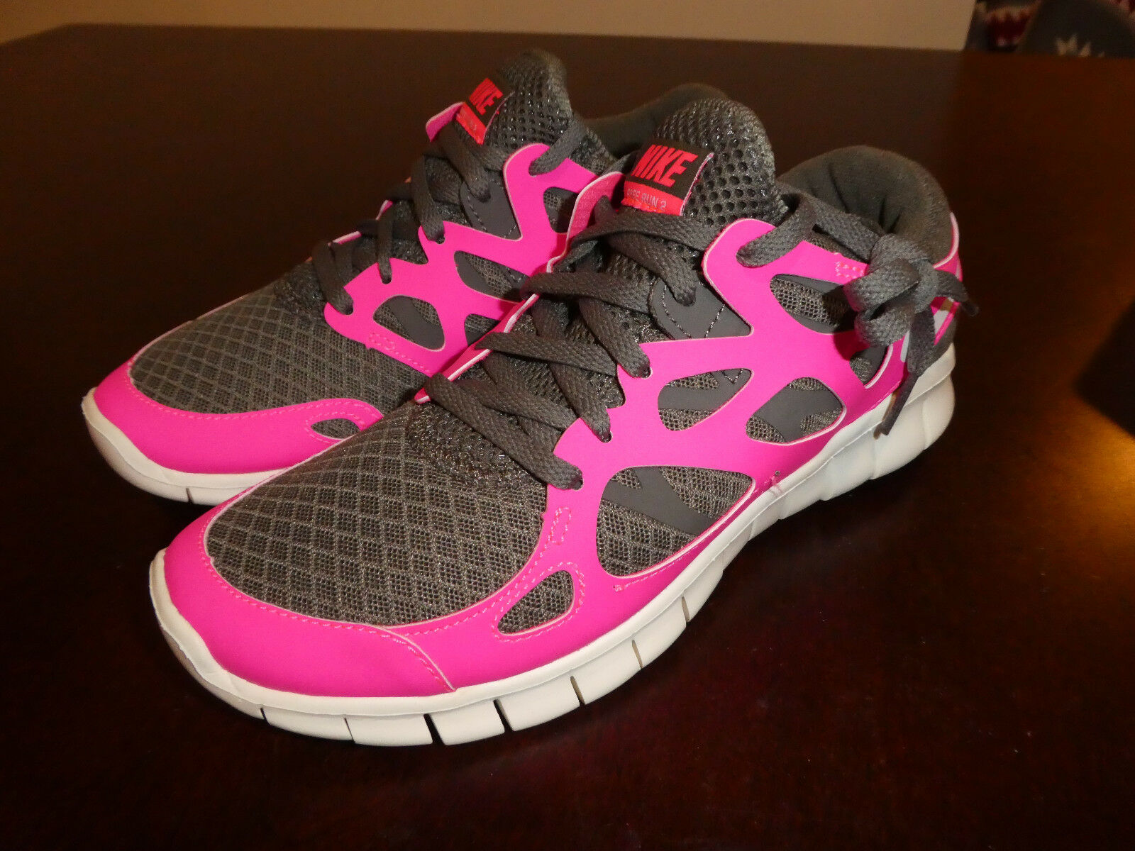 Nike womens 443816 206 Free Run +2 shoes size 6.5 new  shoes +2 a37013