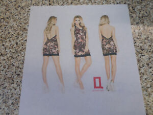QUONTUM-Printed-Halter-MINI-Dress-Beachwear-XS-S-M-L-SKU-330