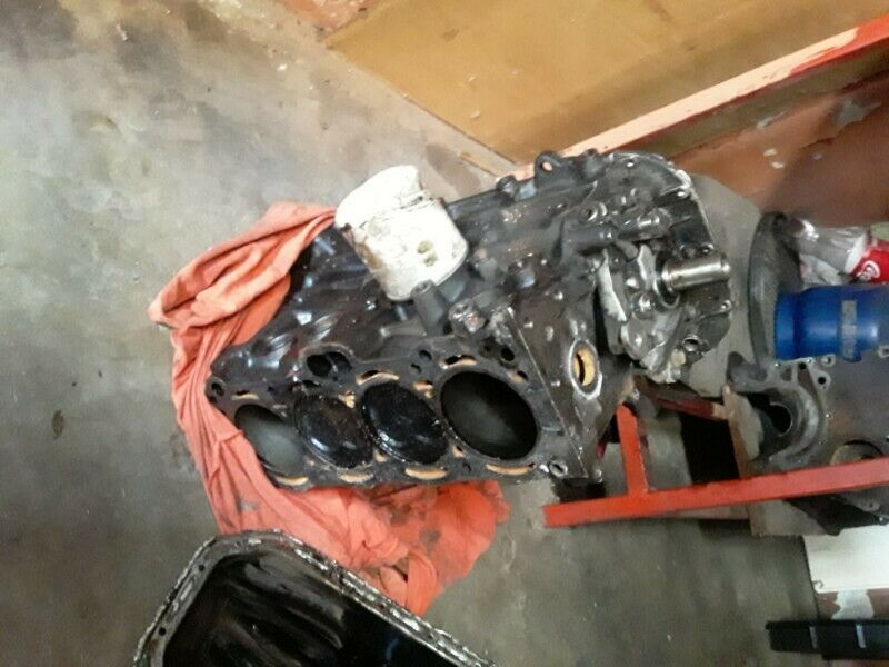 Toyota 1.6 4A sub assembly