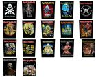 IRON MAIDEN Sew On Back Patch/Patches NEW OFFICIAL. 17 Designs to choose from.