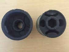 VW POLO FOX SKODA FABIA ROOMSTER 2 LOWER WISHBONE ARM REAR BUSHES LH & RH