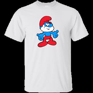 Grand Schtroumpf G200 Gildan Ultra Coton T-Shirt