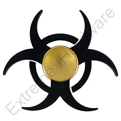 Pirates métal Bangers doigt Spinner main Focus EDC EN ACIER ROULEMENT UK