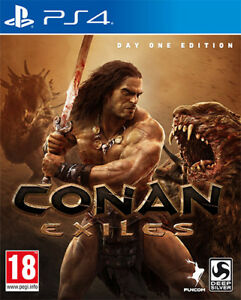 Conan-Exiles-Day-One-Edition-PS4-Playstation-4-DEEP-SILVER