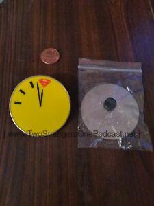 Watchmen Hbo Dc Doomsday Clock Enamel Pin Heavy Duty Button