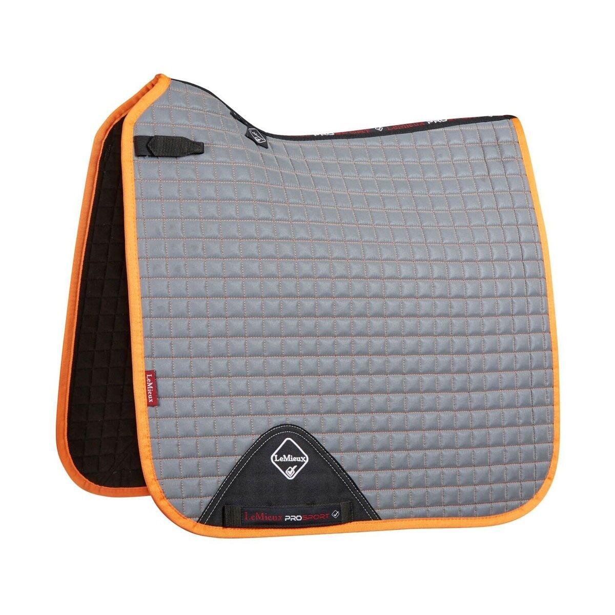 LeMieux High Visibility Dressage Square SaddlePad Reflective maximise riding saf