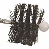 Rutland Worcester Ps-3 Pellet Stove Brush Round 3 Free Usa Shipping