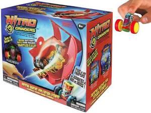Action- & Spielfiguren Filme & Dvds Vereinigt Nitro Grinders Rampe Set Fingerboard Mini-bmx Inferno Quarter Pipe Auto Geschenk Festsetzung Der Preise Nach ProduktqualitäT