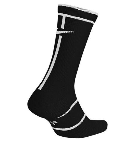 ny ankomst detaljeret look fantastiske besparelser New Nike Court Essential Crew Dri-Fit Socks Large SX6913 ...