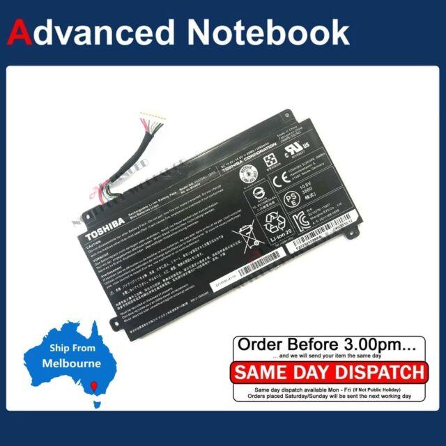 Genuine Battery Toshiba Satellite Radius L40DW L40DW-C L40W L40W-C pa5208u-1brs