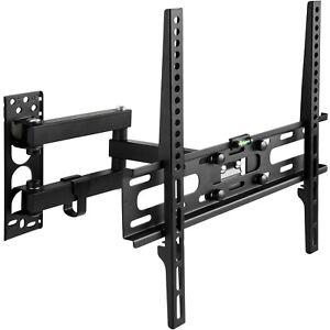 TV Wandhalterung LCD LED Fernseher Wandhalter neigbar schwenkbar 26 - 55 Zoll
