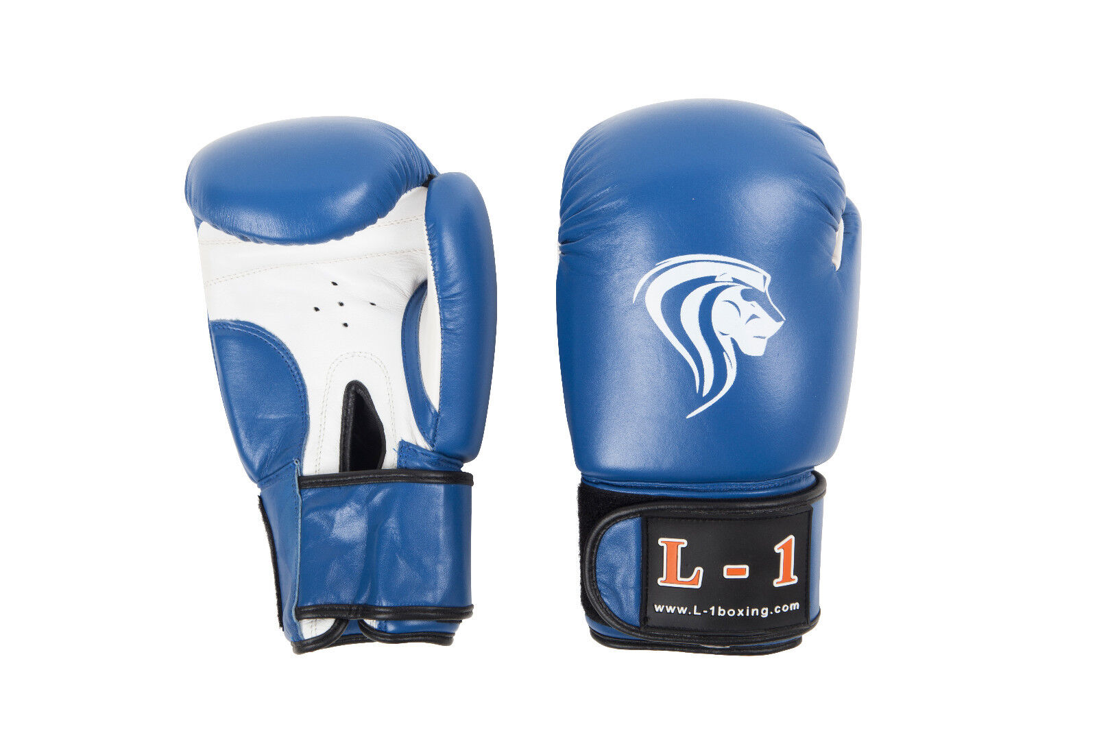 Boxing SPARRING Training G  s in leather Training Fighting G s 10 OZ bluee  100% brand new with original quality
