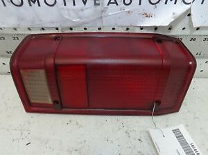 Tail-Light-Lamp-Taillight-Taillamp-Left-Driver-Side-86-Ford-Ranger