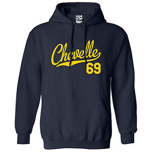 Chevelle-69-Script-amp-Tail-HOODIE-Hooded-1969-Muscle-Car-Sweatshirt-All-Colors