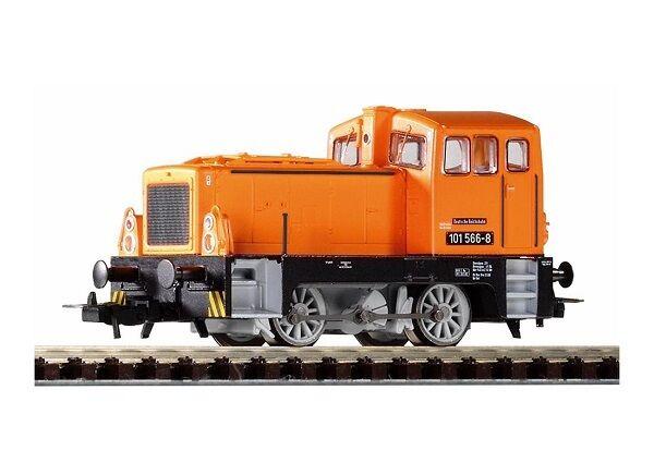 PIKO 52540 Diesellok BR 101 der DR Ep IV Gleichstrom Spur H0 NEU
