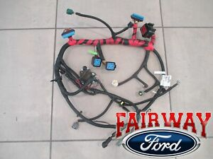 02 - 03 excursion oem ford engine wiring harness 7.3l auto w/cali emissions  | ebay  ebay