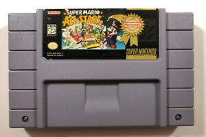 Super-Mario-All-Stars-Super-Nintendo-SNES-Game-Tested-Working-amp-Authentic