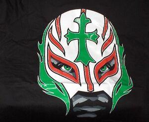 gr.s Rey Mysterio Neu,lizenz,rarität wwe Wrestling-t-shirt