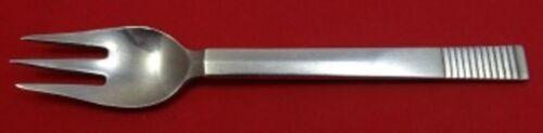 "Parallel by Georg Jensen Sterling Silver Salad Fork 3-Tine 6 1//4/"""