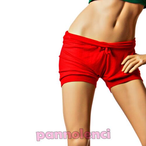 Shorts Shorts Kurz Jersey Viskose Frau Hose Hot Pants AS-2073