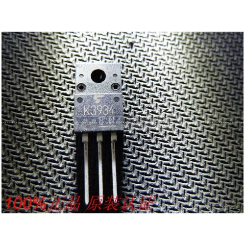 5PCS X 2SK3934 K3934 TOSHIBA 15A 500V N channel FET
