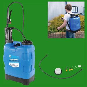 20 Litre Jardin Vaporisateur à Dos 20l Pression Pompe , Eau, Herbicides Service Durable