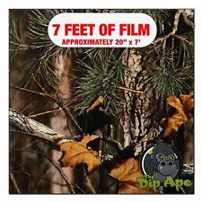 Hydrographic Film Mossy Pine Camo Hydro Dipping 7 X 20 Hydro Dip