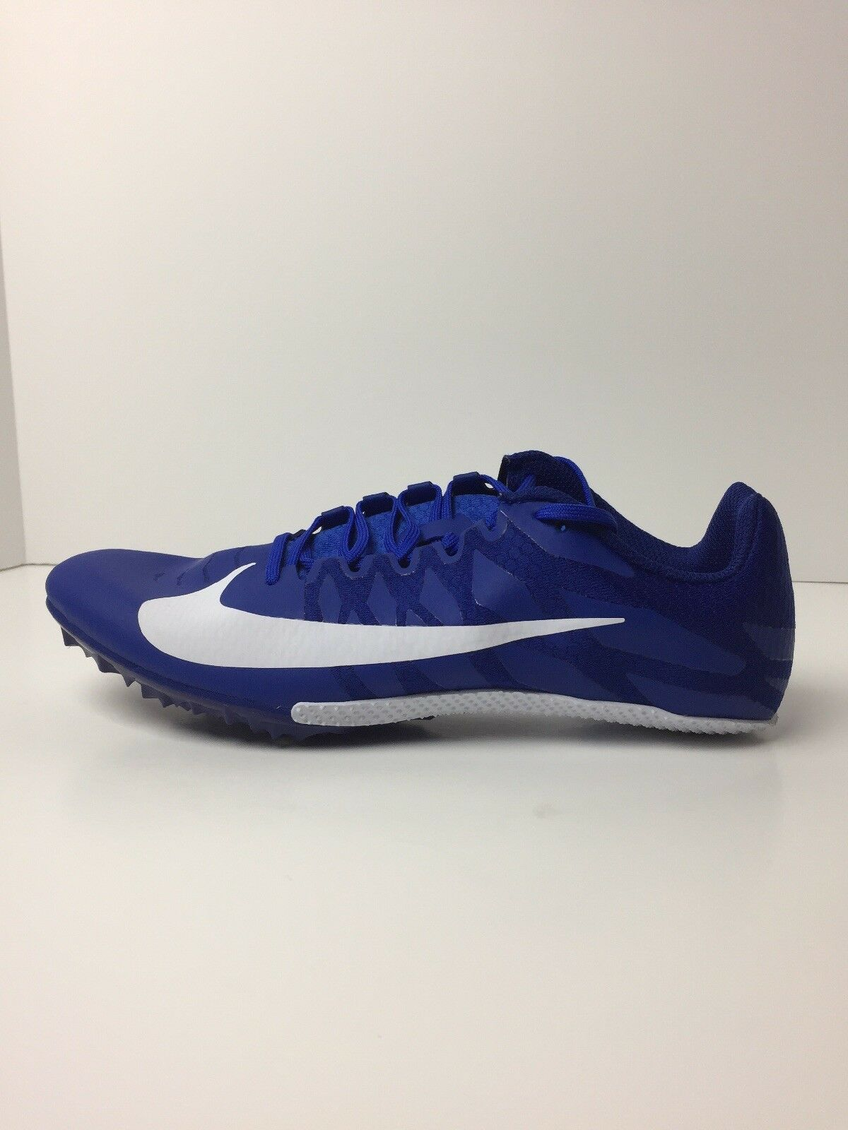 Nike Zoom Rival S9 bluee White 907564 411 Sprint Track shoes Size 10.5