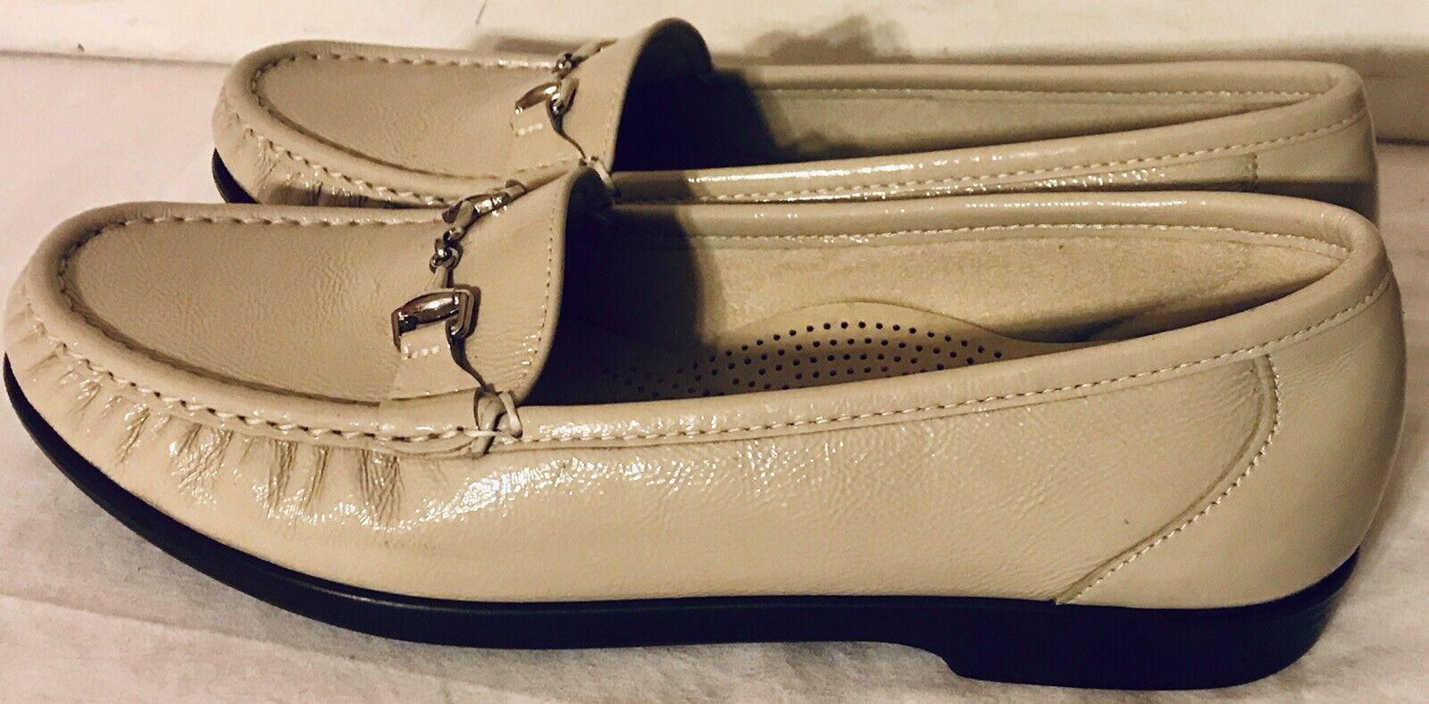 Special Air Service tripad Comfort Pied Lit Femme Sz 10.5 N ivoire chaussures en cuir made in U.S.A.