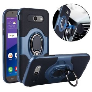 designer fashion bac7a 4fe41 Details about Samsung Galaxy J7 Prime 2017 Case Ring Holder Kickstand  Magnetic Car Mount Cover