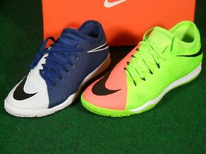 21daa4121097 New Nike HypervenomX Finale II IC Indoor Turf Soccer Shoes Cleats ...