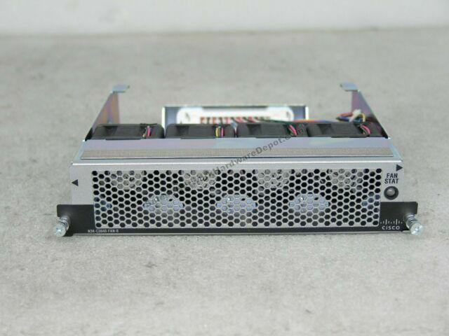 Cisco N3K-C3048-FAN-B V01 Fan Module Reverse Airflow for Nexus 3048