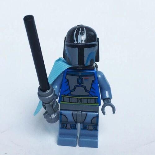 New Star Wars Mandalorian Fit Lego Wolf Pack Free P/&P Minifig Custom UK