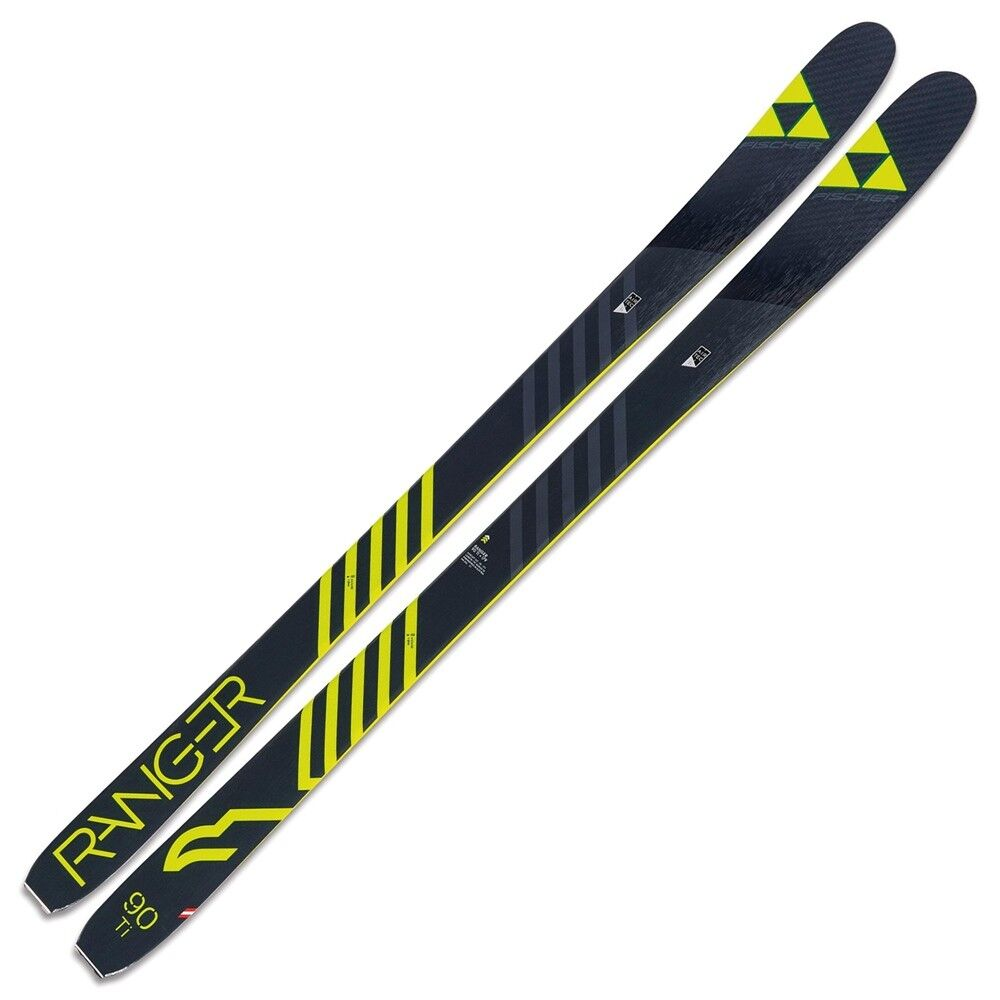 Fischer Ranger 90 Ti  Ski Freeride Ski  Saison 2018 19 (102049)