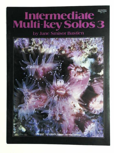 Intermediate Multi-Key Solos 3 By Jane Smisor Bastien WP116