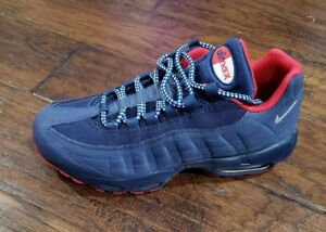Details about NIKE AIR MAX '95 PREMIUM Size (MENS 7 WMNS 8.5) BV1255 400 Midnight Navy