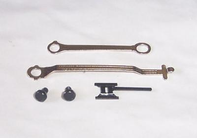027 Gauge Parts 4-4-2 Four Wheel Pilot Truck Assembly Lionel Lot O
