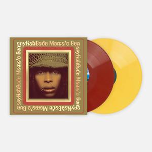 Erykah-Badu-Mamas-Gun-Exclusive-VMP-Club-Edition-Red-amp-Yellow-2x-Vinyl-LP-ROTM