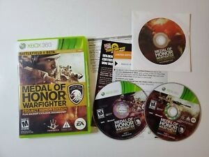 MICROSOFT-XBOX-X-BOX-360-MEDAL-OF-HONOR-WARFIGHTER-Project-EDITION-GAME-3-DISC