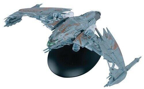 Eaglemoss Star Trek Special Edition     Klingon Bird-of-Prey w  Mag,  EMSTSP04 589498