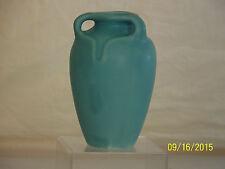 Rookwood c1932 XXXll Art Pottery Retro Aqua Glaze Art Deco Era