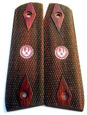 Genuine Ruger Mark III 22/45 Cocobolo Wood Grips